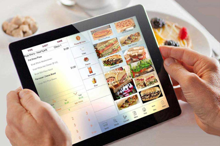 iPad POS System ND
